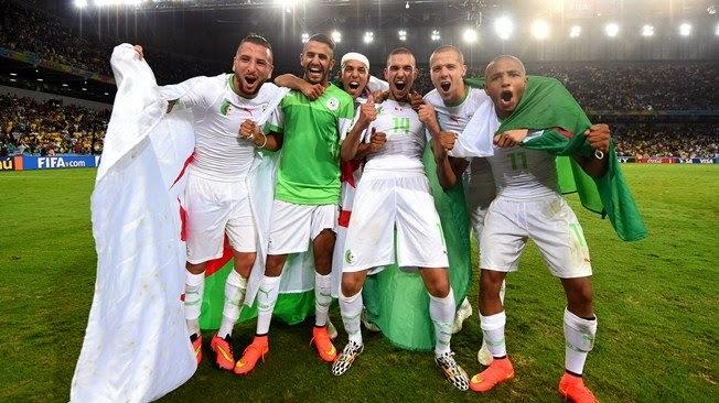 الجزائر | كأس العالم 2014