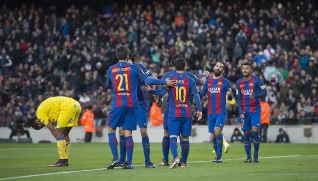 7 مكتسبات حققها برشلونة من فوزه الساحق على لاس بالماس - كرة إسبانية - تقارير ومقالات خاصة - سبورت360 عربية