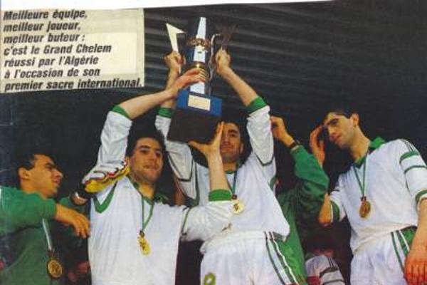 الجزائر | كأس أمم أفريقيا 1990