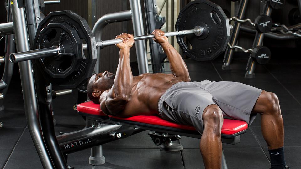 تمارين العضلات ثلاثية الرؤوس