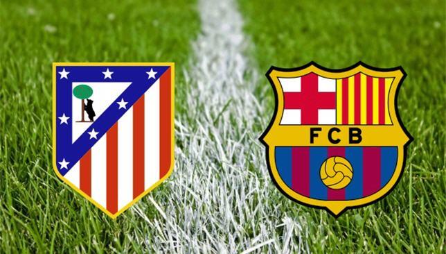الإعلان عن موعد وساعة المباراة بين برشلونة وأتلتيكو مدريد - كرة قدم - كرة إسبانية - سبورت360 عربية