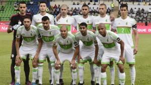 منتخب الجزائر في كأس أمم أفريقيا 2017