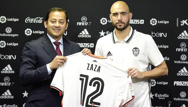 زازا يدخل لائحة فالنسيا لمواجهة فياريال - كرة قدم - كرة إسبانية - سبورت360 عربية