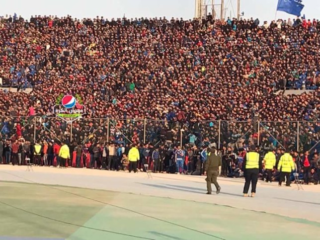 صور من جماهير العراق