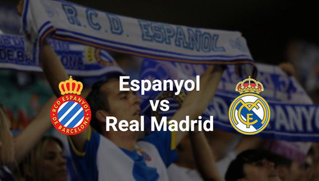 ريال مدريد × إسبانيول