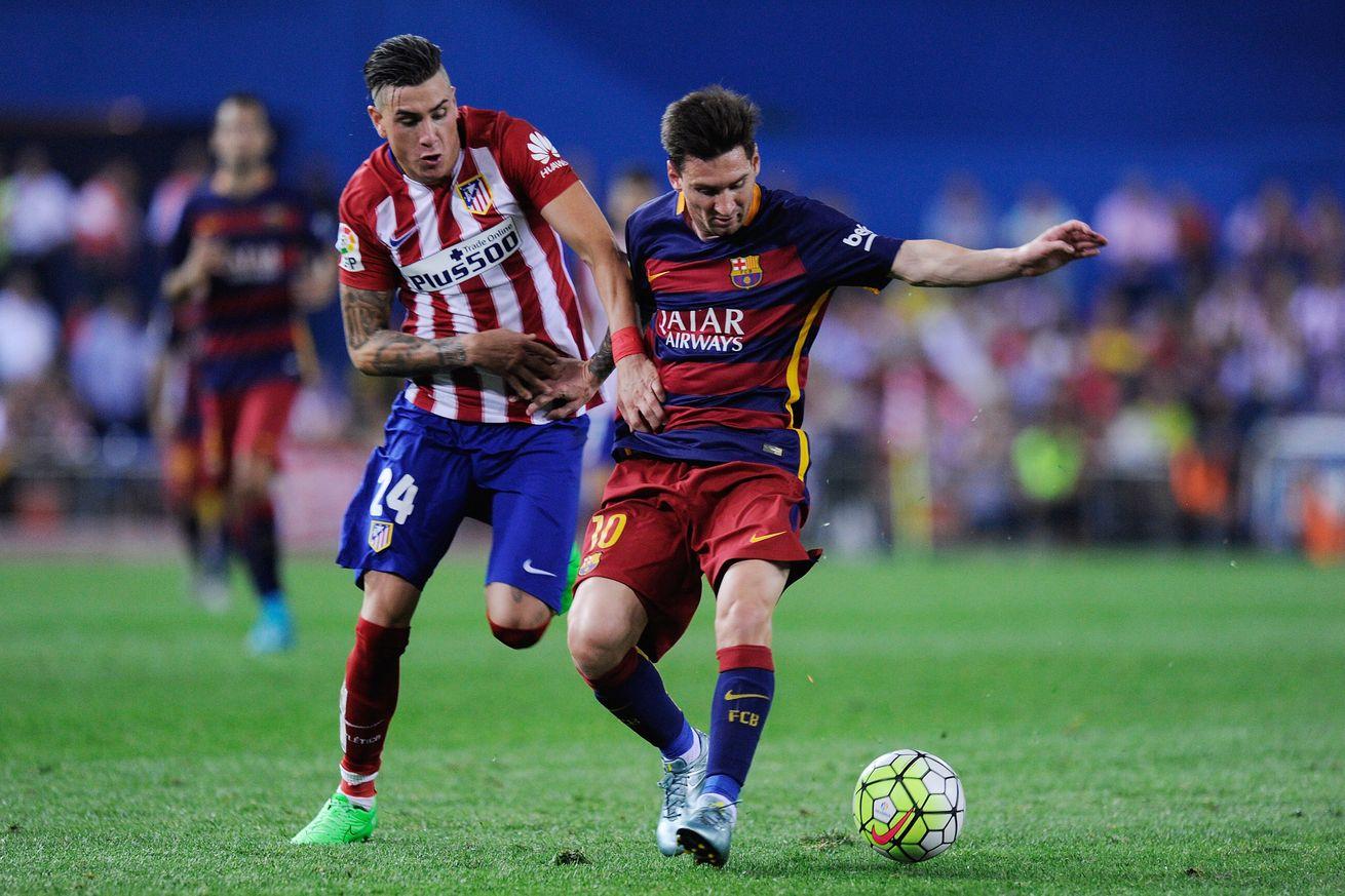 4 أسباب ترجح كفة أتلتيكو مدريد للتأهل على حساب برشلونة - مختارات - كرة إسبانية - سبورت360 عربية