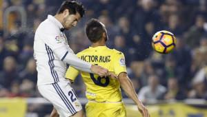 ألفاروا موراتا مهاجم ريال مدريد الإسباني