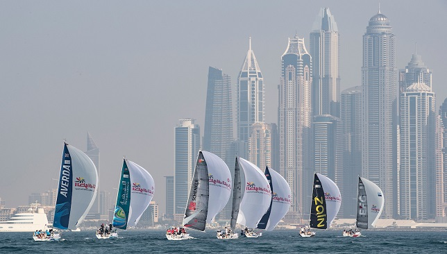 EFG Sailing Arabia - The Tour 2017
