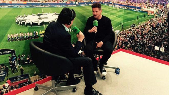 سيميوني : أشعر بالألم في كل مرة أسمع نشيد دوري الأبطال - كرة قدم - كرة إسبانية - سبورت360 عربية