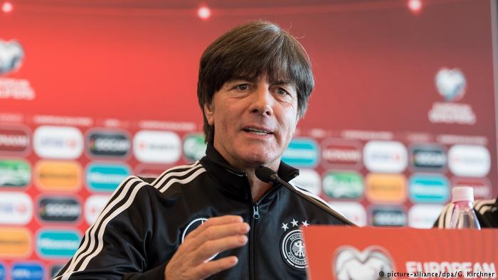 المدير الفني للمنتخب الألماني يواخيم لوف أكد على أن تيمو فيرنر لاعب موهوب ينتظره مستقبل كبير
