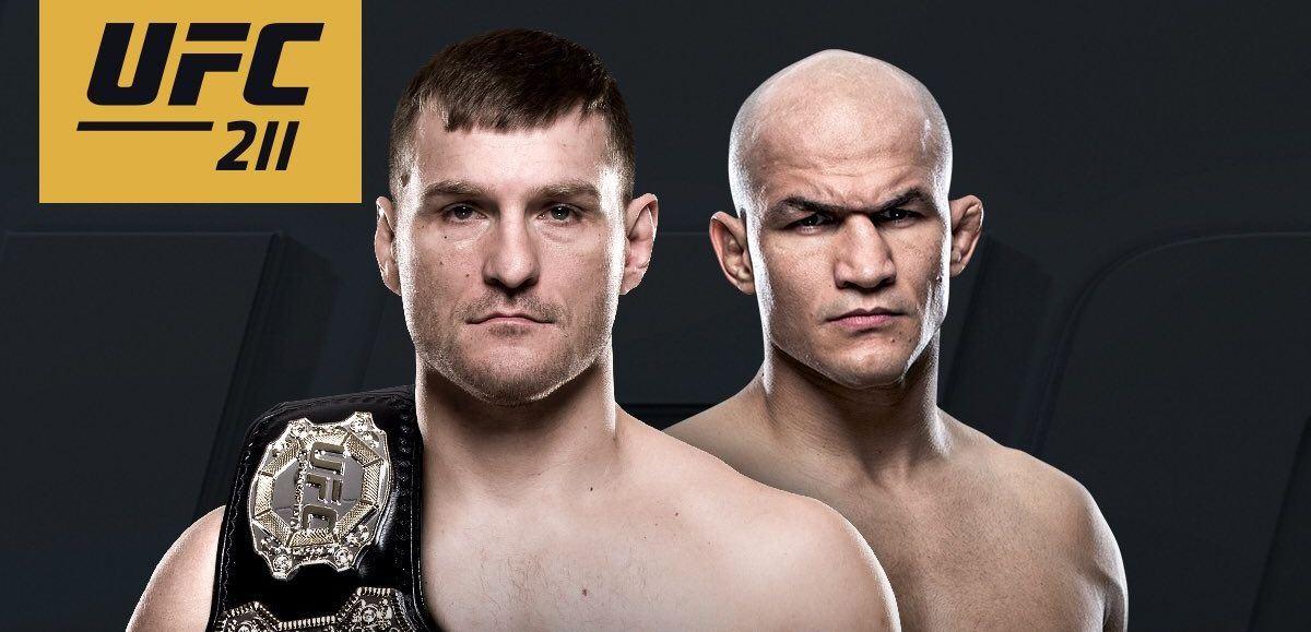 مواجهات قوية في ليلة UFC211