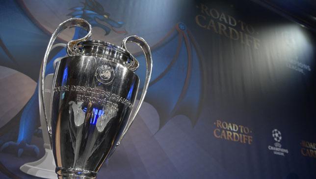 من قرعة دوري أبطال أوروبا - دور الثمانية