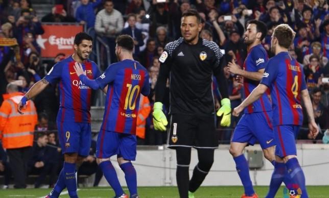 برشلونة يُفسد مفاجأة فالنسيا في الكامب نو — أخبار الرياضة الإسبانية
