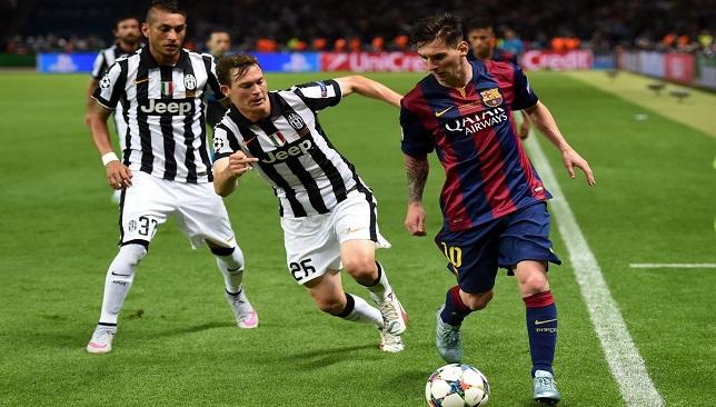 تريزيجيه: برشلونة لن يمنعنا من الوصول لنصف نهائي دوري أبطال أوروبا - يوفنتوس - كرة قدم - سبورت360 عربية