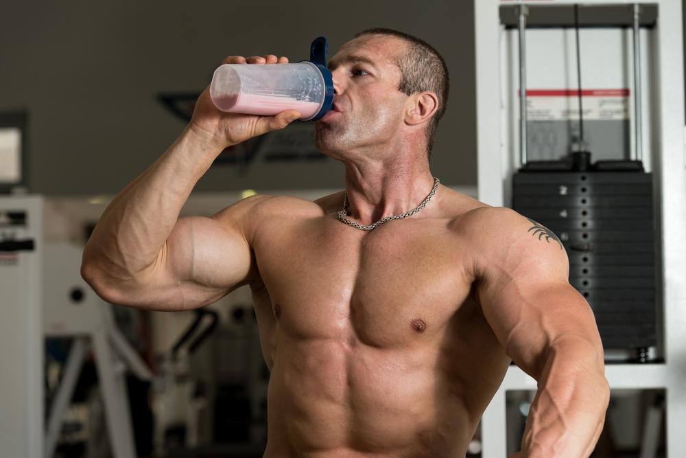 مواد صحية لعضلات الجسم