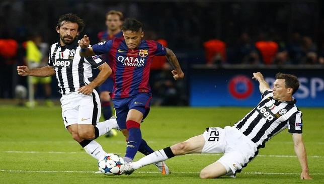 لقاء نهائي دوري أبطال أوروبا عام 2015 الذي جمع بين برشلونة ويوفنتوس