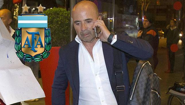 سامباولي وافق على تدريب المنتخب الأرجنتيني