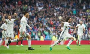 مارسيلو و هدف الفوز