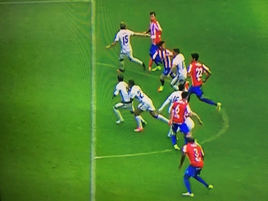 تمركز دانيلو في الهدف الثاني