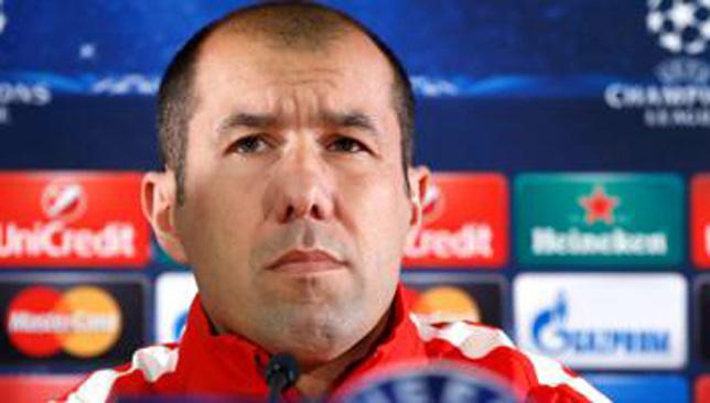لياندرو جارديم مدرب موناكو الفرنسي