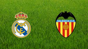 ريال مدريد × فالنسيا
