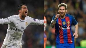 كلاسيكو إسبانيا بين فريقا ريال مدريد وبرشلونة