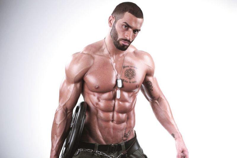 تمارين بناء العضلات