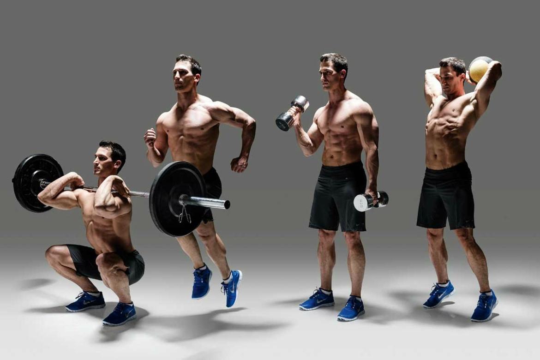 بناء اللياقة البدنية