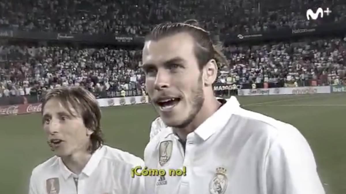 عدم تتويج البطل بكأس الدوري الإسباني أحبطت بيل ومودريتش - كرة قدم - كرة إسبانية - سبورت360 عربية