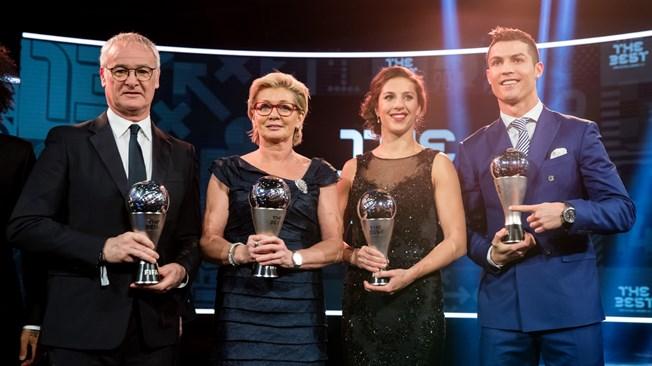 حفل جوائز الأفضل 2016
