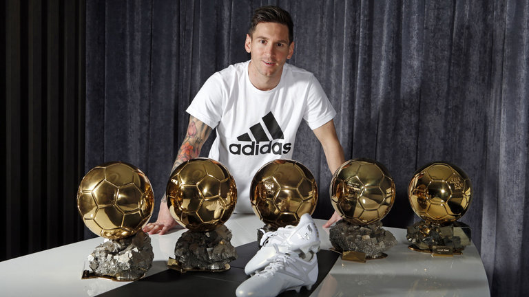Lionel-Messi-has-five-Ballon-dOr-awards