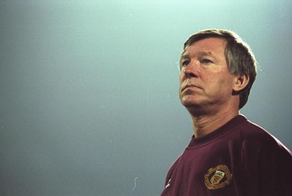السير أليكس فيرجسون مدرب مانشستر يونايتد السابق