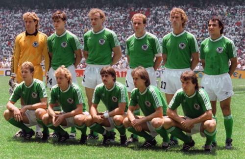 منتخب ألمانيا الغربية لكرة القدم