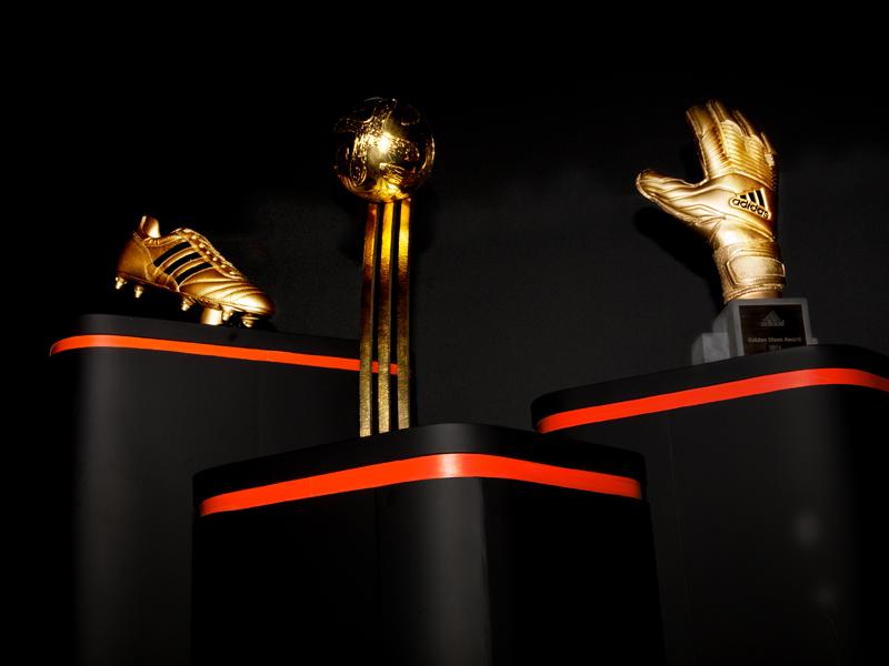 الجوائز الفردية | كأس القارات 2017
