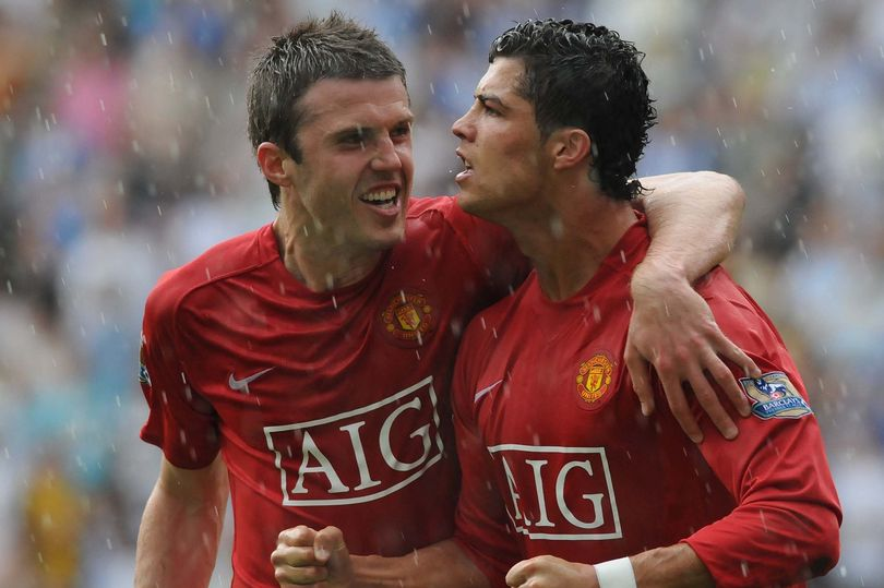 كاريك يعلق على مسألة انتقال رونالدو إلى مانشستر يونايتد - مانشستر يونايتد - كرة قدم - سبورت360 عربية