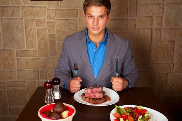 الطعام الصحي في رمضان