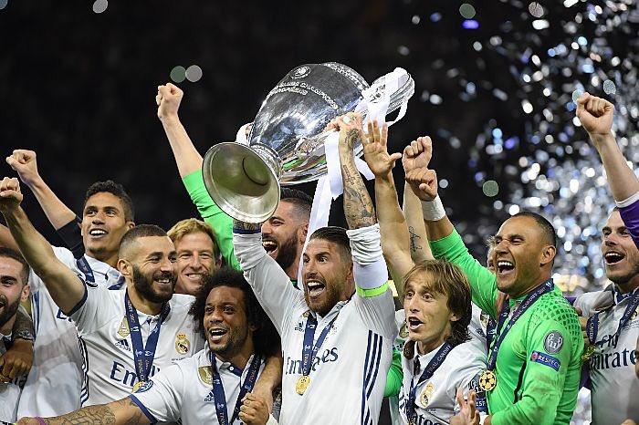 شاهد | ريال مدريد بطلاً لدوري أبطال اوروبا للمرة الثالثة عشر بثلاثية في مرمى ليفربول