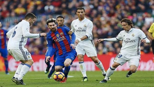 ريال مدريد قد يؤجل كلاسيكو الذهاب بالدوري الإسباني! - كرة قدم - كرة إسبانية - سبورت360 عربية