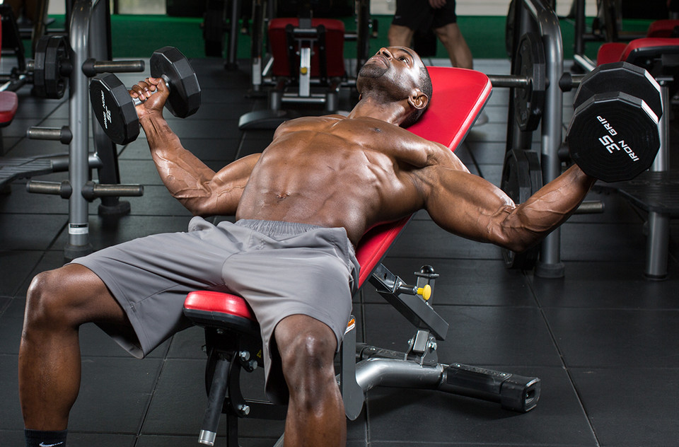 تمارين تقوية عضلات الصدر