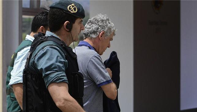 الحرس المدني يعتقل أنخيل ماريا فيار