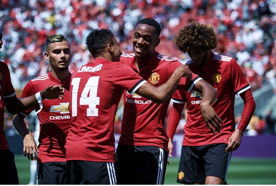 ركلات الجزاء ترجح كفة اليونايتد على حساب مدريد - مانشستر يونايتد - كرة قدم - سبورت360 عربية