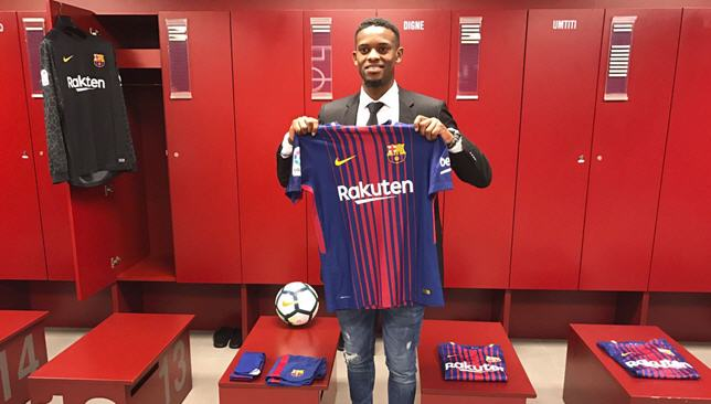 نتيجة بحث الصور عن رسميا : برشلونة يضم اللاعب سيميدو