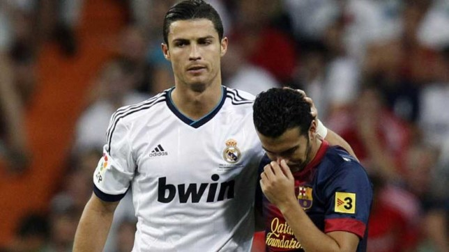 برشلونة يعاني في مواجهات ريال مدريد ضمن كأس السوبر