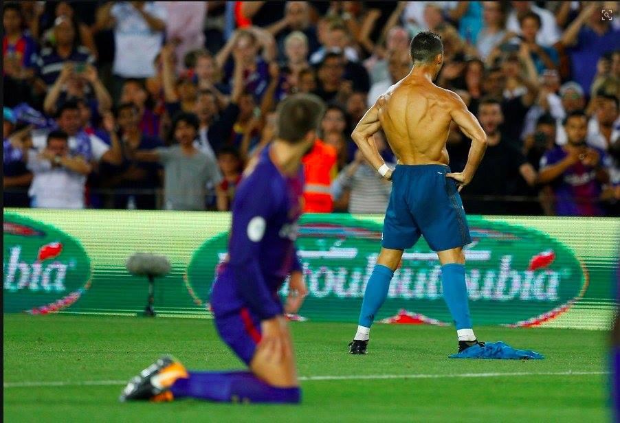 ريال مدريد يتفوق برشلونة الكلاسيكو