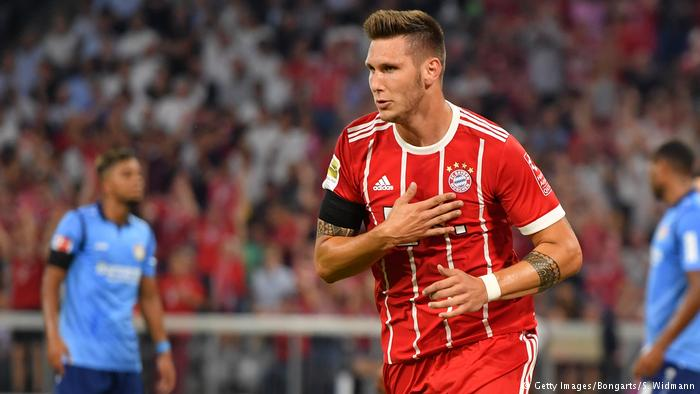 سولى خاض أولى مبارياته في الدوري بقميص بايرن وسجل الهدف الأول في مرمى ليفركوزن