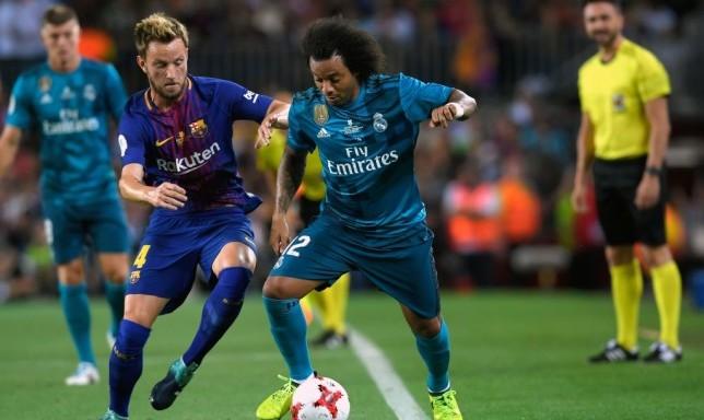 ريال مدريد يتفوق على برشلونة  في ذهاب السوبر الإسباني - كرة إسبانية - ريال مدريد - سبورت360 عربية