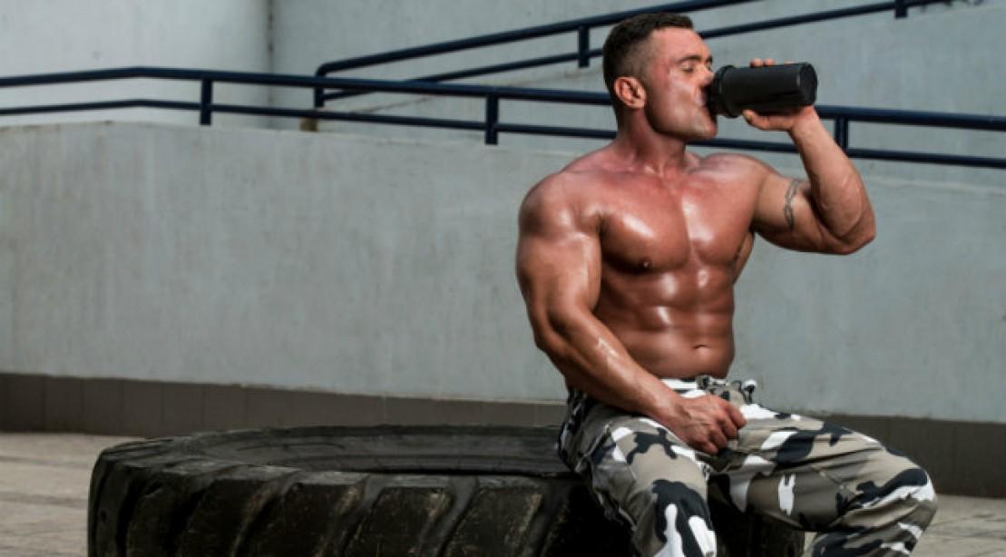 البروتين وبناء العضلات