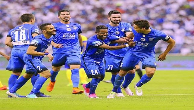 أخبار الهلال .. حقيقة عدم وجود راعٍ لفريق الهلال - نادي الهلال السعودي - كرة قدم - سبورت360 عربية