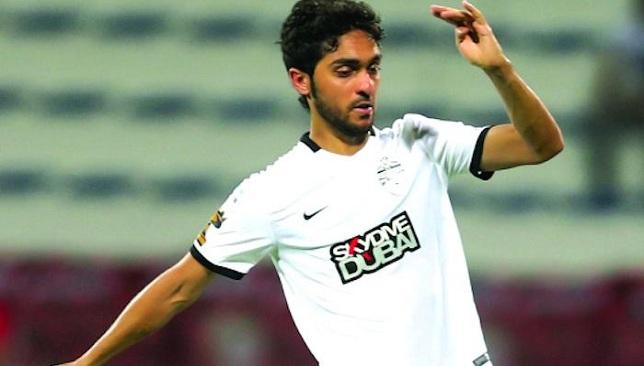 محمد جابر لاعب شباب الأهلي دبي ينتقل لفريق نادي الشارقة - كرة قدم - كرة عربية - سبورت360 عربية