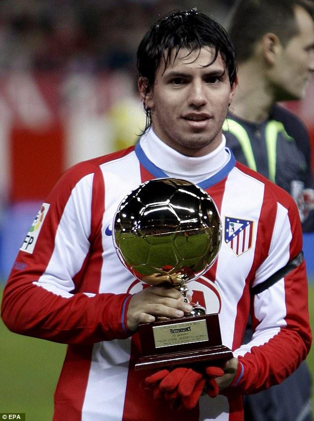 سيرجيو أجويرو
